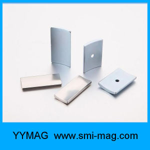 Высокое качество Arc форму неодимовый магнит для свободной энергии генератора