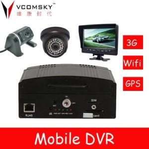 Auto DVR mit 4CH und Can Remote Upgrade