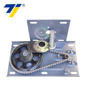 DC 800kg 220V 50Hz Motor eléctrico motor de la puerta de Obturador de rodillos con diferentes funciones