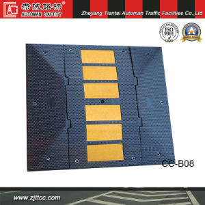 900mm Vitesse routière réfléchissant bosse de caoutchouc industriels & disjoncteur (CC-B08)