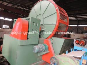 Todo o triturador de pneu para máquina de grânulo de borracha com marcação CE