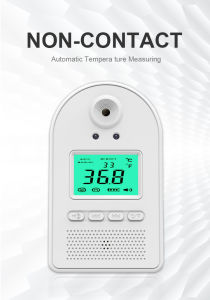 Автоматический детектор температуры Non-Contact термометра