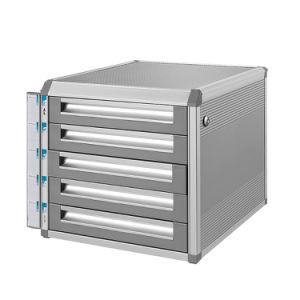 5 서랍 사무실과 가구를 위한 Lockable 탁상용 파일 캐비넷