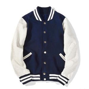Impression en sublimation Healong Loisirs porte des vêtements veste de gros de la jeunesse de la mode hiver Veste de baseball