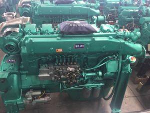 디젤 엔진 발전기 또는 수도 펌프 바다 사용을%s 6126 디젤 엔진