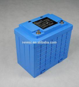 LiFePO4 Batería 12V 100Ah batería UPS Cohete Solar