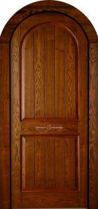El interior de madera maciza/puerta de madera (CX-2005)