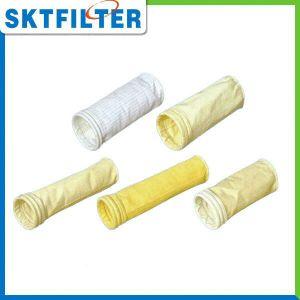 Saco de filtro de agulha High-Tenparature saco de filtro de Nylon