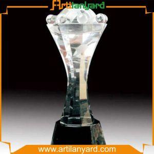 La promotion de la mode Crystal Award avec logo