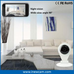 Cámara IP de videovigilancia inteligente para el hogar y la alarma de negocios