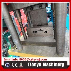 Bandeau de porte de l'acier rolling shutter Making Machine