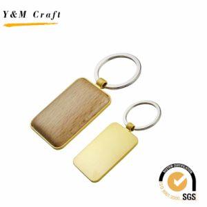 ترقية هبة مختلفة أشكال معدن [كشين] خشبيّة مع ليزر علامة تجاريّة