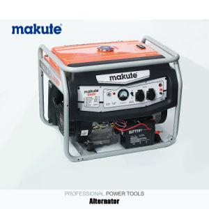 Generatore diesel della benzina di potere 5.5kw di alta qualità di Makute