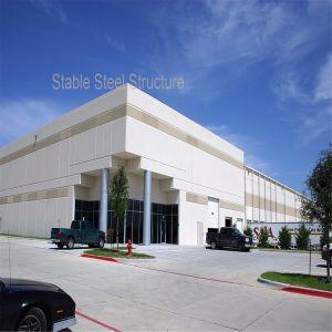 Costruzione chiara prefabbricata del centro commerciale della struttura d'acciaio