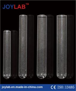 Reageerbuis van de Grootte van het laboratorium Diverse Met Goede Kwaliteit, Plastic Materiaal of het Materiaal van het Glas