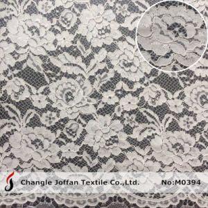 Bordados de tecido vestido de moda tecido Lace suite sofisticados Lace (M0394)