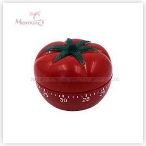 Oferta promocional de plástico Tomato-Shaped Moda cozinha cozinha Temporizador mecânico