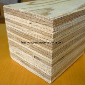Vigas de pranchas de madeira de andaimes LVL Pinheiros LVL