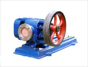 로브 펌프 Lcw10-0.6 높은 점성 진공 펌프