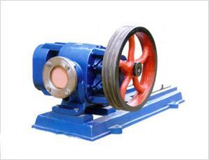 Lobe Pump Lcw10-0.6 alta viscosità Vacuum Pump