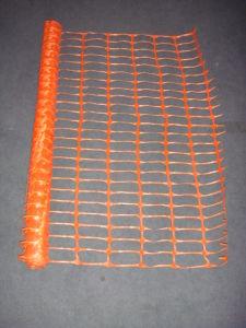 4 ' X 50 'のオレンジ安全警告のHDPEの安全塀