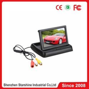 4.3  Inch Display를 가진 TFT LCD Color Display Car Rearview Mirror Monitor