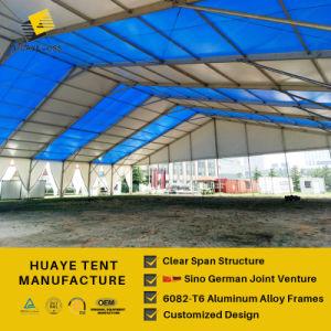 明確なスパン雨証拠車の駐車は屋外のCarportのテントを取除いた