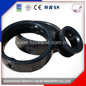 Sede di valvola di gomma industriale del pezzo di ricambio per il sigillamento