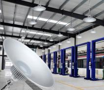La Bahía de LED de alta para la industria/fábrica/Almacén Iluminación