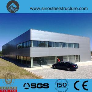 Structure en acier préfabriqués Warehouse-Ce ISO BV SGS (SS-11)
