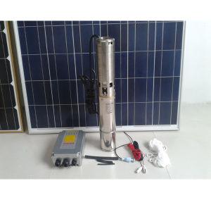 550W太陽水ポンプの要された太陽系
