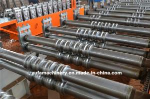 La qualité Yufa C8/C10 en acier galvanisé machine à profiler toiture/Panneau mural