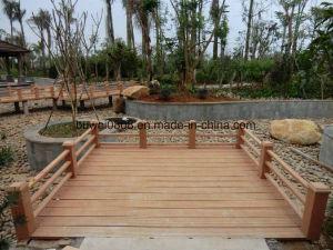 Co-Extrusion WPC Decking pour piscine extérieure et d'autres