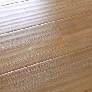 工場直接供給HDF 12mm Uの溝によって薄板にされる床の積層物のフロアーリング