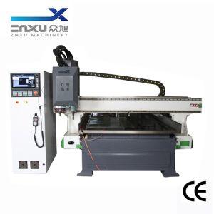 ガラス繊維の魚飼育用の水槽のためのZxx-1325b CNCのガラス機械装置