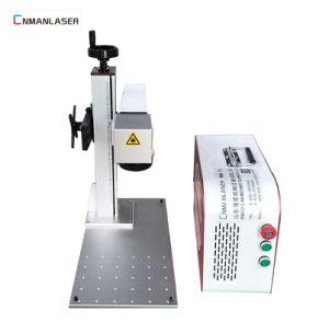 20W 자유로운 정비 긴 일생을%s 가진 소형 Laser 표하기 기계 가격