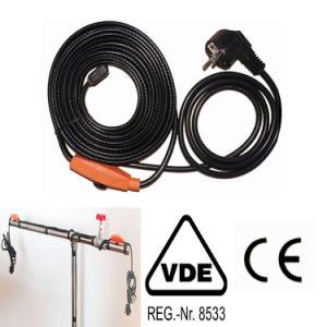 管の保護16W/M VDEの管の暖房ケーブル