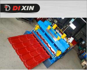 Dx étape Machines de formage de rouleau de tuiles du toit