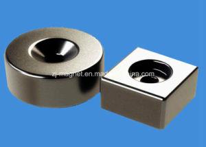 Настроенные неодимовые магниты с потайной головкой