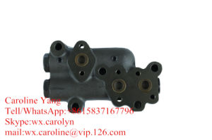 Shan Tui Ty160. Schmieröltank-Autoteile des Planierraupen-Hydrauliköl-Becken-16y-60-00000A 16y-60-00000b