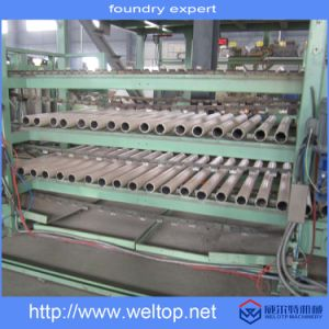 Steel PipeのためのTwo-Station Centrifugal Casting Machine