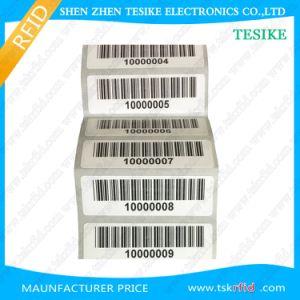 900МГЦ EPC Gen2 пассивный UHF RFID метка наклейки с логотипом