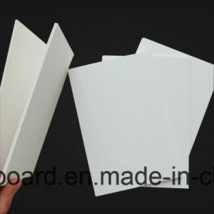 Sundaの高密度堅い白いまたは10mm18mmがシートPVCプラスチック泡突き出す3mmを黒くする