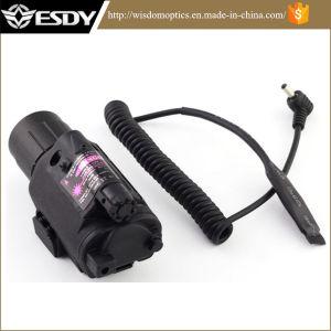 Тактические лазер M6 & электрофонарь с красным визированием лазера для звероловства