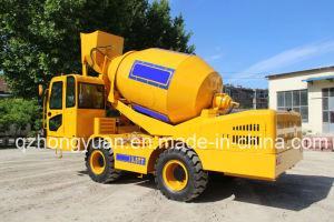 350L de zelfMixer van de Dieselmotor van de Lading Mobiele Kleine Concrete van Fabriek