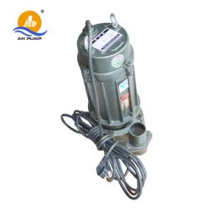 電気遠心浸水許容の下水ポンプ