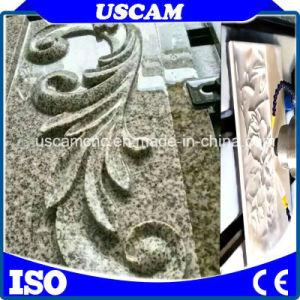 Stein-CNC-Fräser für Jade-Stein-Granite des Stich-3D