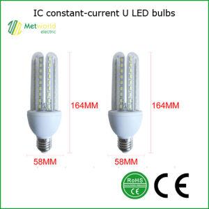 4U 72 18W da lâmpada LED Lâmpada de economia de energia