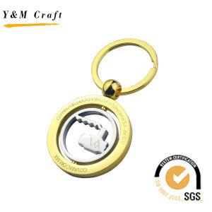 ترويجيّ هبة عامة نوع ذهب معدنة تدويم [كي رينغ] مع بيع بالجملة