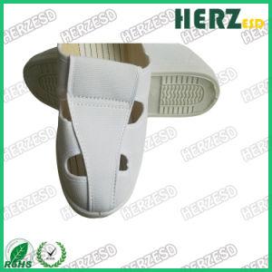 Una buena calidad para salas limpias de seguridad de ESD Antiestática Zapatos Zapatos de lona